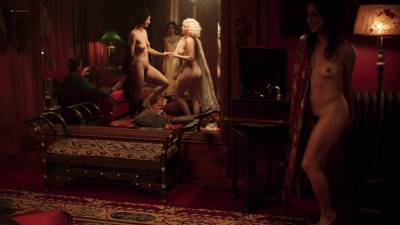 Stefanie von Pfetten hot c-true Carina Conti and other's nude bush boobs- The Last Tycoon (2017) s1e4 HD 1080p Web (6)