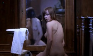 Leonora Fani nude full frontal and sex - Pensione Paura (IT-1977)