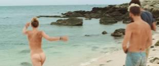 Astrea Campbell-Cobb nude butt Elly Han nude skinny dipping – Till We Meet Again (2016) HD 720p