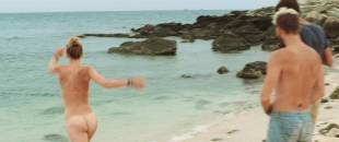 Astrea Campbell-Cobb nude butt Elly Han nude skinny dipping - Till We Meet Again (2016) HD 720p