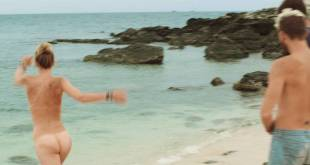 Astrea Campbell-Cobb nude butt Elly Han nude skinny dipping - Till We Meet Again (2016) HD 720p (5)