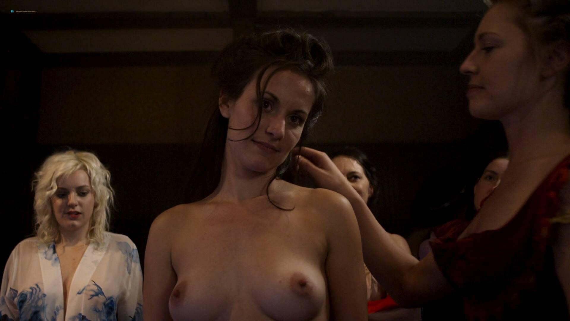 Elizabeth Lavender nude topless Elysia Rotaru nude butt boobs - Dead Again in Tombstone (2017) HD 1080p BluRay (12)