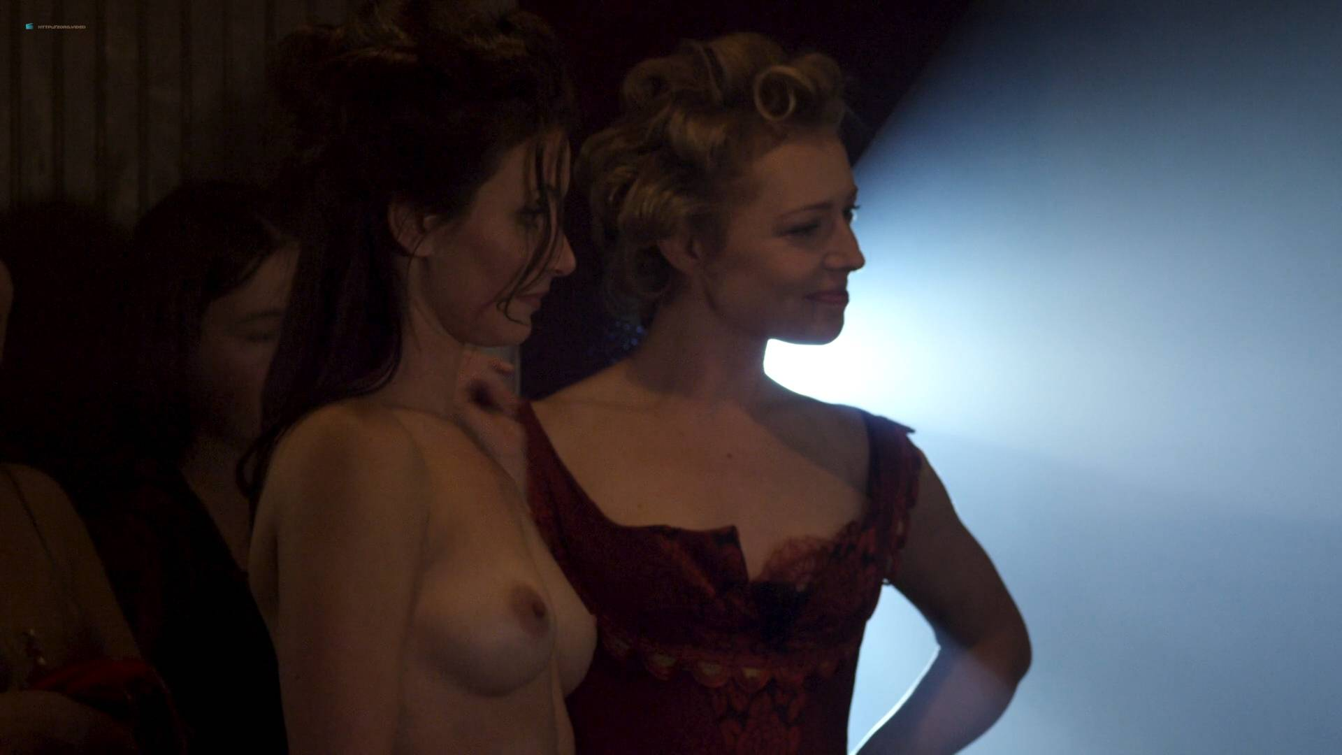 Elizabeth Lavender nude topless Elysia Rotaru nude butt boobs - Dead Again in Tombstone (2017) HD 1080p BluRay (11)