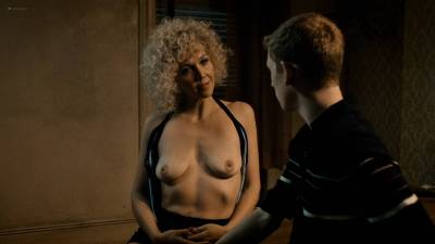 Maggie Gyllenhaal nude topless Margarita Levieva nude other's nude too - The Deuce (2017) s1e1 HD 1080p (10)