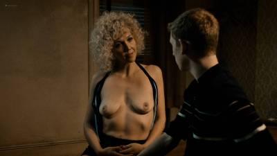 Maggie Gyllenhaal nude topless Margarita Levieva nude other's nude too - The Deuce (2017) s1e1 HD 1080p (10)