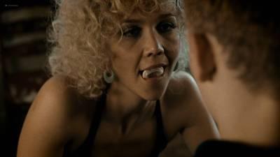 Maggie Gyllenhaal nude topless Margarita Levieva nude other's nude too - The Deuce (2017) s1e1 HD 1080p (8)
