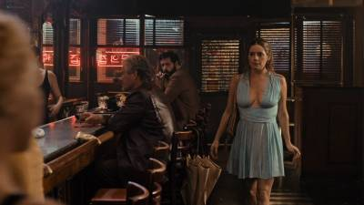 Maggie Gyllenhaal nude topless Margarita Levieva nude other's nude too - The Deuce (2017) s1e1 HD 1080p (7)