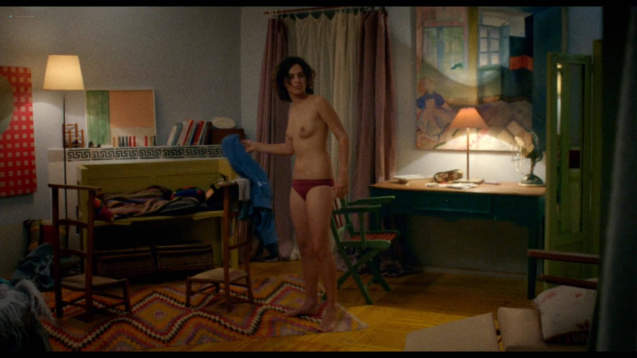 Ondina Quadri nude full frontal and sex Valentina Carnelutti nude - Arianna (IT-2015) HD 1080p Web (11)