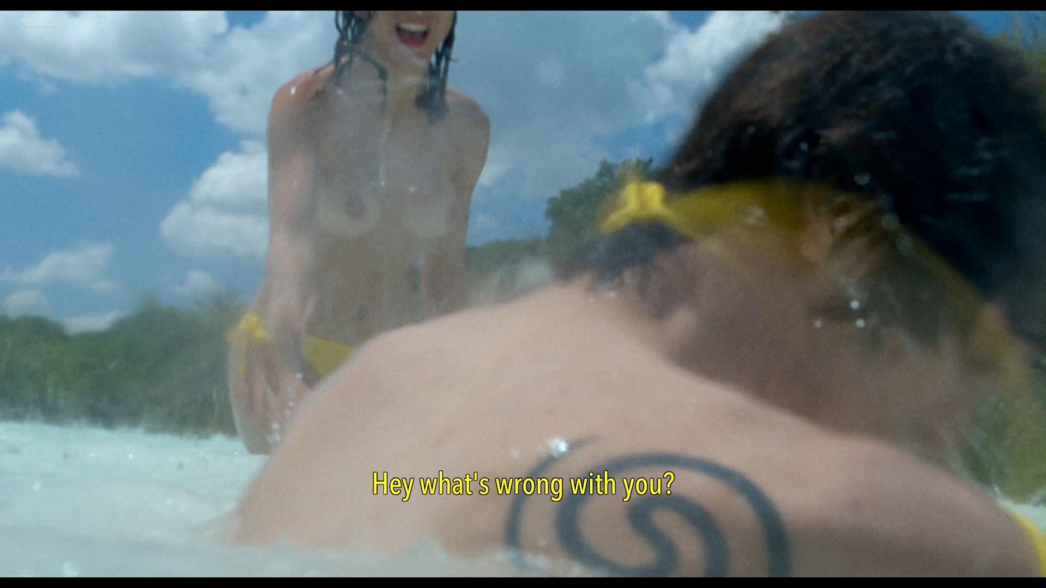 Ondina Quadri nude full frontal and sex Valentina Carnelutti nude - Arianna (IT-2015) HD 1080p Web (7)