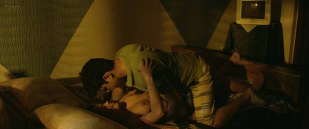 Roberta Petzoldt nude bush boobs and sex - Meet Me in Venice (2015) HD 1080p Web (13)