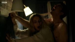Aliette Opheim nude butt and sex Sarah-Sofie Boussnina hot not nude - Svartsjön (SE-DK-NO-2016) s1e1 HDTV 720p (7)
