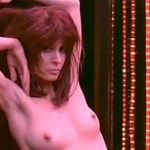 Anne Parillaud nude butt, topless and sex – Gangsters (FR-2002)