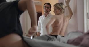 Ashley Benson hot Addison Timlin nude side boob - Chronically Metropolitan (2016) HD 1080p (3)