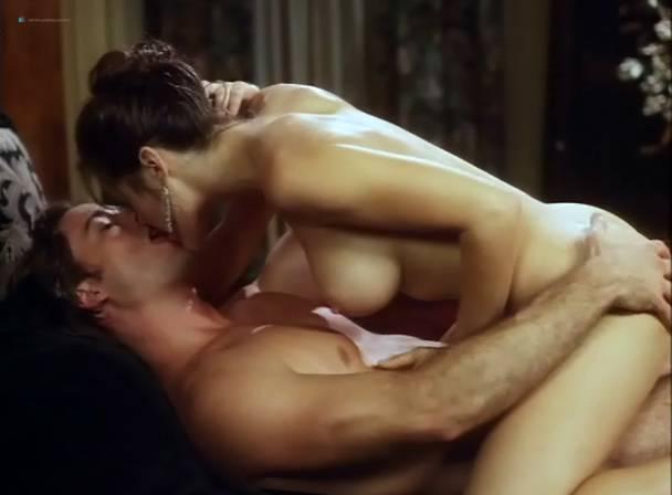 Athena Massey nude sex threesome Rena Riffel, Lisa Ann, Elena Olanson all nude too - Undercover (1995) (8)