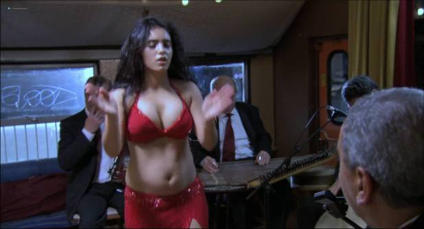Hafsia Herzi hot and sexy as belly dancer - La graine et le mulet (FR-2007) HD 1080p (4)