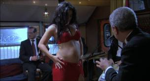 Hafsia Herzi hot and sexy as belly dancer - La graine et le mulet (FR-2007) HD 1080p (3)