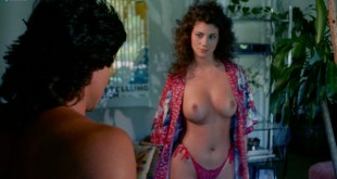 Hope Marie Carlton nude bush Teri Weigel sex in the car Maxine Wasa and other's nude - Savage Beach (1989) HD 1080p BluRay (44)
