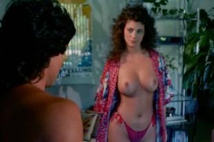 Hope Marie Carlton nude bush Teri Weigel sex in the car Maxine Wasa and other's nude - Savage Beach (1989) HD 1080p BluRay (44)