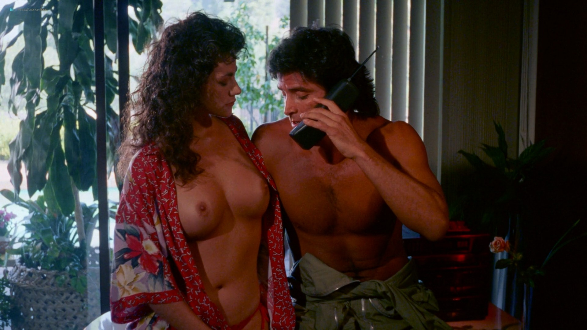 Hope Marie Carlton nude bush Teri Weigel sex in the car Maxine Wasa and other's nude - Savage Beach (1989) HD 1080p BluRay (43)