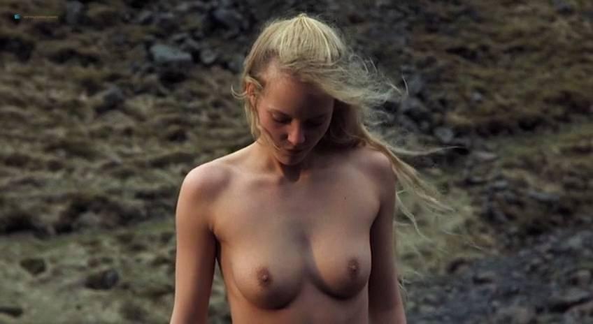 Ingibjörg Stefánsdóttir nude topless and butt - The Viking Sagas (IS-1995) (8)