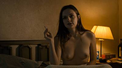 Jamie Neumann nude full frontal, Emily Meade nude sex Maggie Gyllenhaal and other's surprise- The Deuce (2017) s1e2 HD 1080p (11)