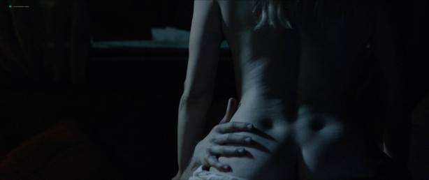 Jessica Madsen nude butt boobs and hot sex - Leatherface (2017) HD 1080p (11)