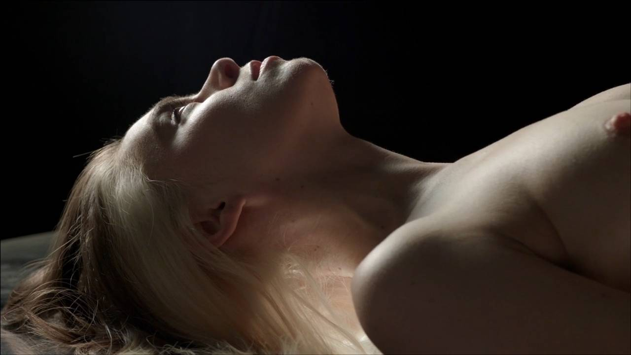 Leanne Macomber nude bush boobs a cute singer from Ejecta - Eleanor Lye (2014) HD 720p (11)