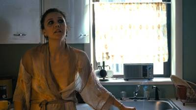 Margarita Levieva nude hot sex Maggie Gyllenhaal see through - The Deuce (2017) s1e3 HD 720 -1080p (2)