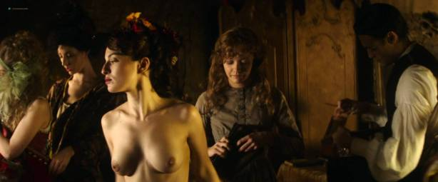 María Valverde nude topless and butt - The Limehouse Golem (2016) HD 1080p Web (11)