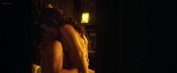 María Valverde nude topless and butt - The Limehouse Golem (2016) HD 1080p Web (8)
