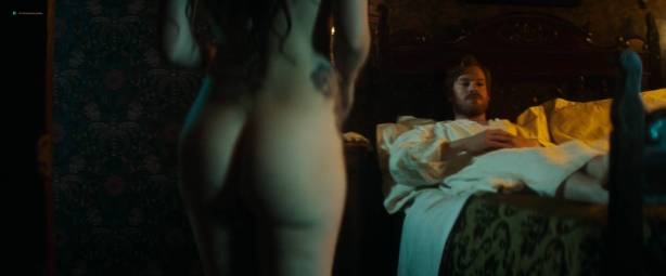 María Valverde nude topless and butt - The Limehouse Golem (2016) HD 1080p Web (6)