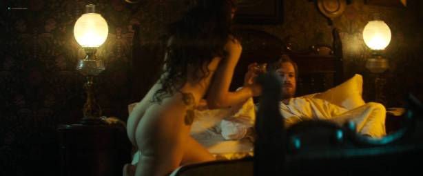 María Valverde nude topless and butt - The Limehouse Golem (2016) HD 1080p Web (3)