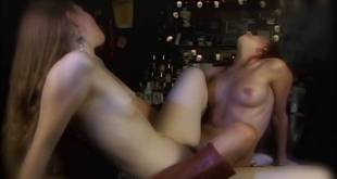 Misty Mundae nude lot of sex Ruby Larocca and other's nude lesbian sex, bush, butt - An Erotic Werewolf in London (2006) (16)