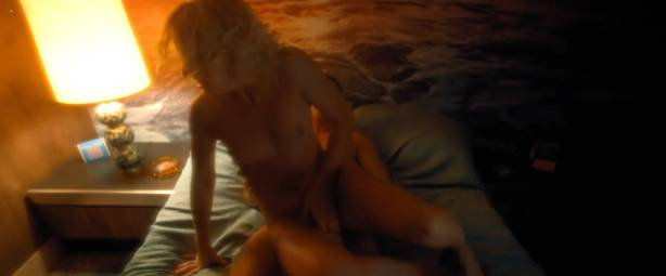 Morganna Bridgers nude hot sex Addison Timlin hot - The Town That Dreaded Sundown (2014) HD 1080p BluRay (13)