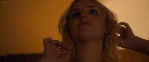 Morganna Bridgers nude hot sex Addison Timlin hot - The Town That Dreaded Sundown (2014) HD 1080p BluRay (5)