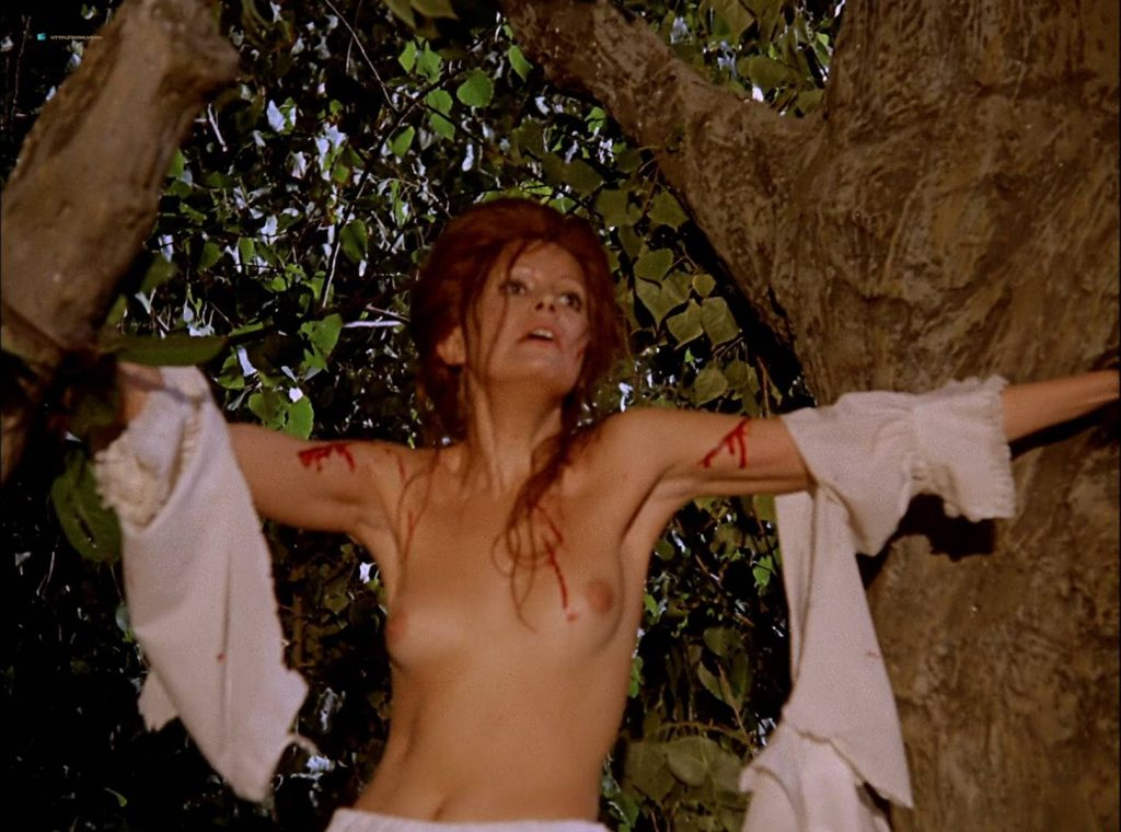 Bárbara Rey nude topless Kali Hansa and other's nude sex - The Night of the Sorcerers (1974) HD 1080p BluRay (16)