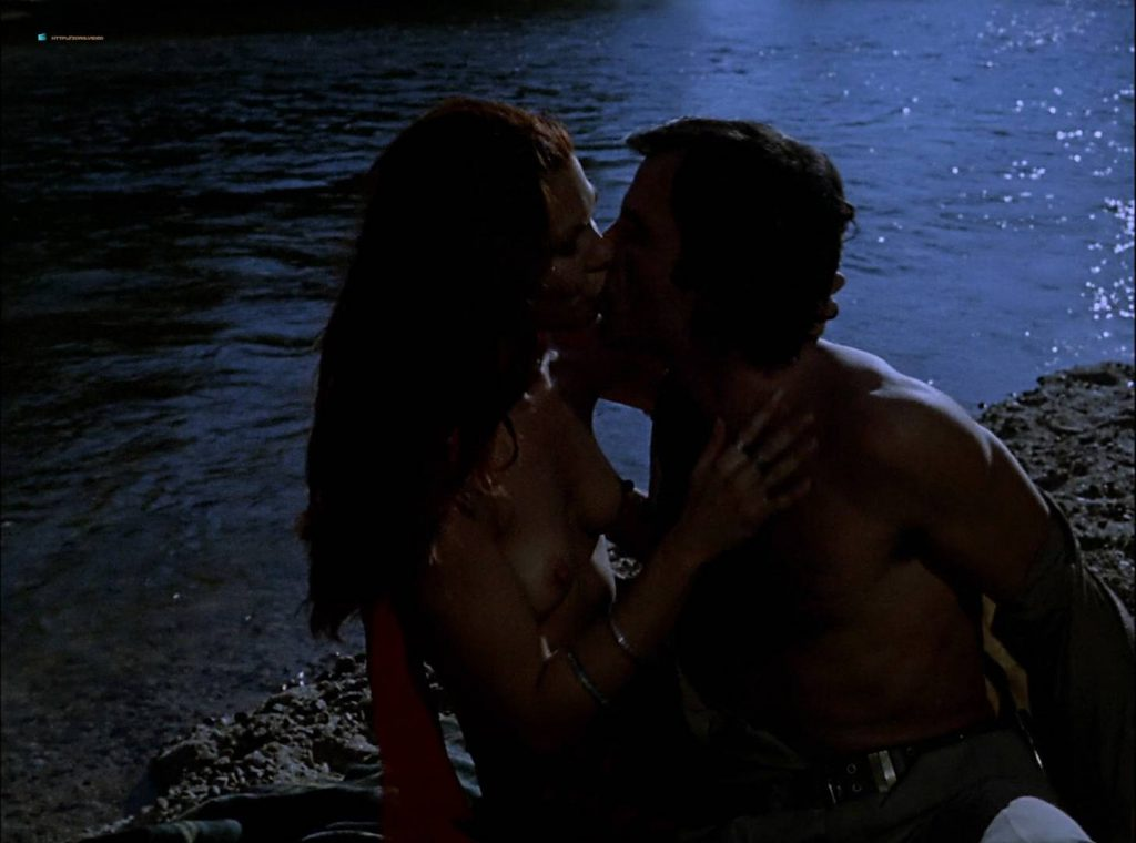 Bárbara Rey nude topless Kali Hansa and other's nude sex - The Night of the Sorcerers (1974) HD 1080p BluRay (13)
