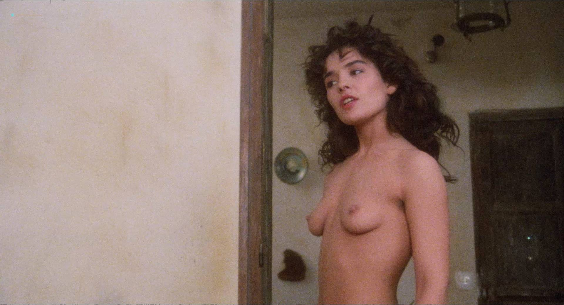 Blanca Marsillach nude full frontal Corinne Clery nude - Il miele del diavolo (IT-1986) HD 1080p BluRay (3)