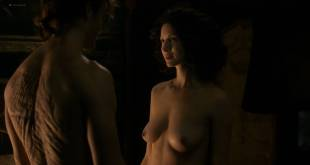 Caitriona Balfe nude topless and sex - Outlander (2017) s3e6 HD 1080p (13)