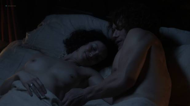 Caitriona Balfe nude topless and sex - Outlander (2017) s3e6 HD 720-1080p (7)