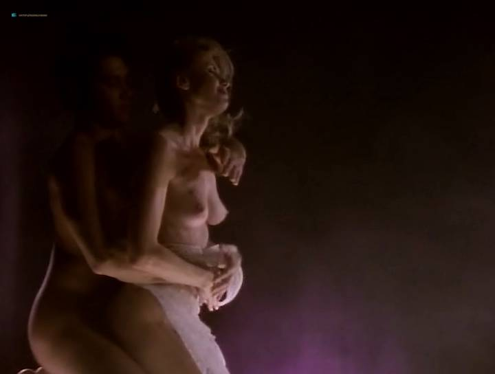 Elizabeth Kaitan nude in the shower Jacqueline Lovell and many other's nude bush, sex, threesome - Virtual Encounters (1996) (3)