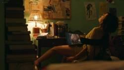 Frankie Shaw nude topless in the tube and Samara Weaving hot pokies - Smilf (2017) s1e1 HD 1080p Web (5)