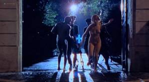 Hanne Klintoe nude full frontal Saffron Burrows nude butt Johanna Torell nipple - The Loss of Sexual Innocence (UK-1999) (2)