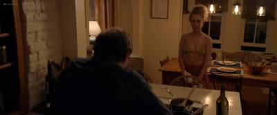 Juno Temple nude butt and hot sex Julia Garner butt and sex - One Percent More Humid (2017) HD 1080p (10)