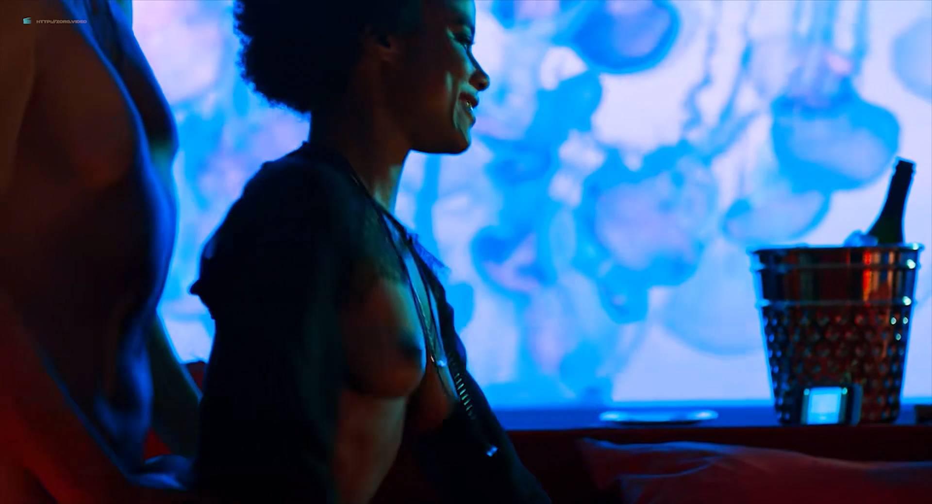 Lorena Cesarini nude full frontal - Suburra (IT-2017) s01 HD 1080p web (12)