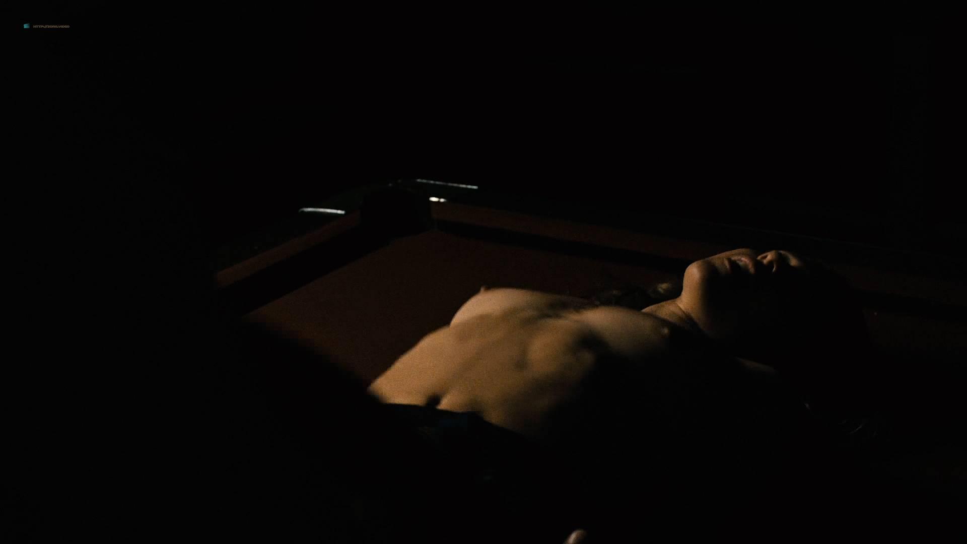 Maggie Gyllenhaal nude oral Margarita Levieva nude sex Kayla Foster lesbian - The Deuce (2017) s1e4 HD1080p (4)
