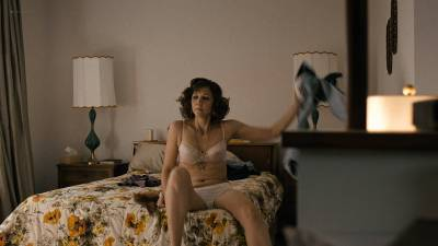 Maggie Gyllenhaal nude oral Margarita Levieva nude sex Kayla Foster lesbian - The Deuce (2017) s1e4 HD1080p (2)
