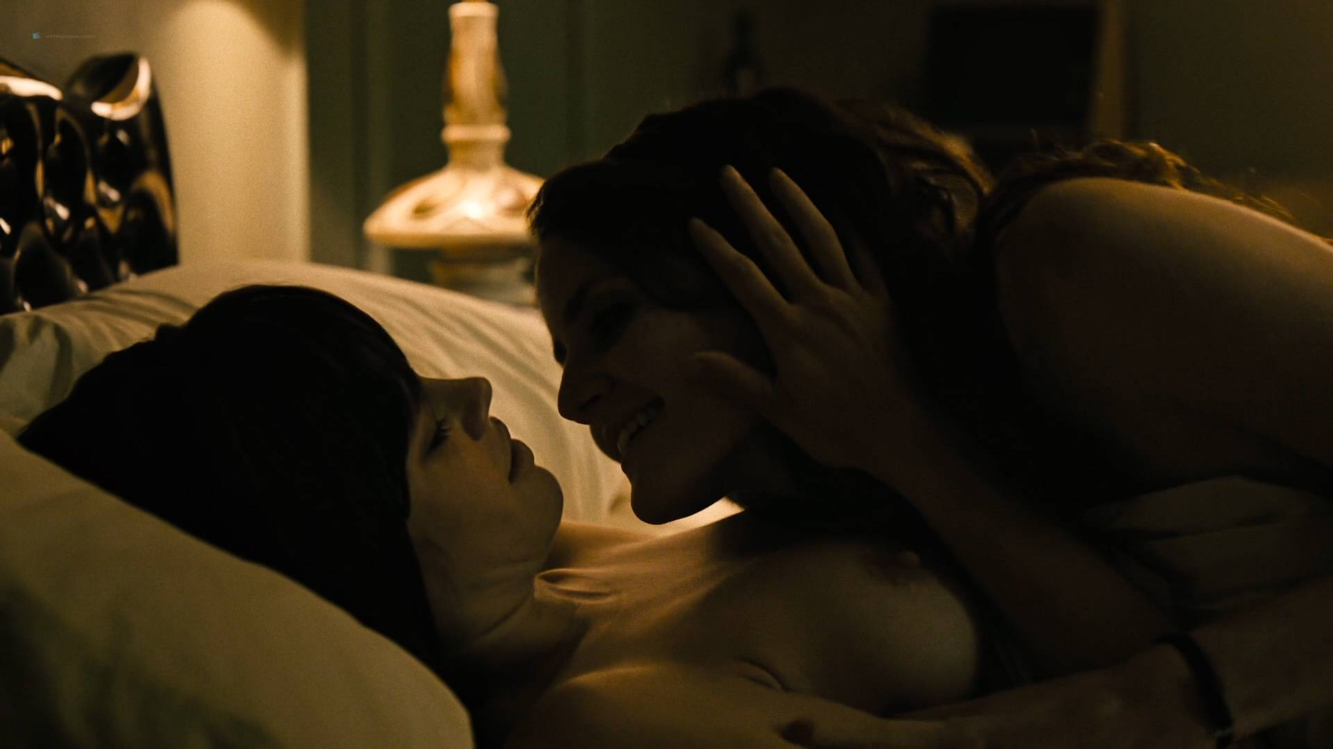 Maggie Gyllenhaal nude oral Margarita Levieva nude sex Kayla Foster lesbian - The Deuce (2017) s1e4 HD1080p (14)