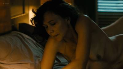 Maggie Gyllenhaal nude topless and sex Kayla Foster and Olivia Luccardi nude too - The Deuce (2017) s1e5 HD 1080p (12)