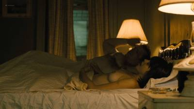 Maggie Gyllenhaal nude topless and sex Kayla Foster and Olivia Luccardi nude too - The Deuce (2017) s1e5 HD 1080p (4)
